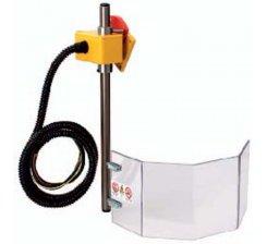 Ecran pentru protectie masini-unelte P101/400