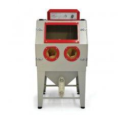 Cabina de sablat cu vacuum PAL2-N + bazin sub presiune 60 lt + PAL-5SP