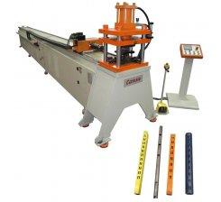 Masina de perforat tevi si profile PDM-1500