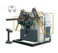 Masina de roluit profile PMB-470DP (2viteze)