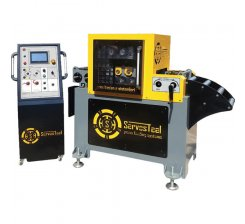 Sistem avans cu indreptare tabla tip servo 7 Role Seria SRV-DSS