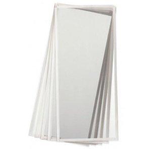 Set de 5 folii de protectie geam cabina de sablat 0580/01-6