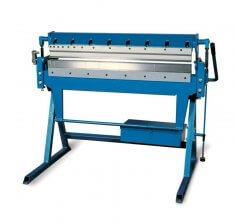 Abkant de indoit tabla pentru ateliere de tinichgerie 1050 mm ROP-15/1050