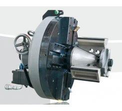 Masina de sanfrenat tevi portabila pneumatica 180 ÷ 504 mm SUPERMAXI 7-24