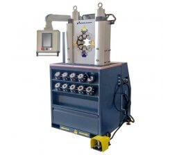 Masina de sertizat furtunuri cu control numeric (NC Control) - HSP 103