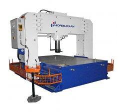 Presa hidraulica pentru planat tabla 1500 x 3000 mm HSPS 300