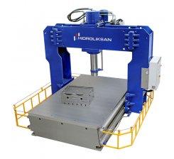 Presa hidraulica pentru planat tabla 1500 x 3500 mm HSPS 400