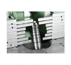 Capac protectie diametru 320 mm si masa cepuire pentru freza conform CE