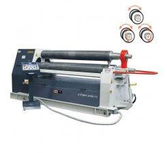 Masina hidraulica de roluit tabla cu 3 valturi 3-PSBH-2050-10
