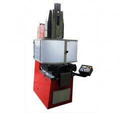 Masina de mortezat metale cu controler PLC S315D