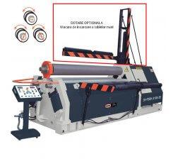 Masina hidraulica de roluit tabla cu 3 valturi 3H-PSBH-2050-20