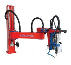 Masina de gaurit si filetat electrica DRILLTRONIC