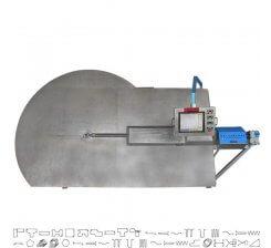 Masina automata de confectionat etrieri Komand ABB-12