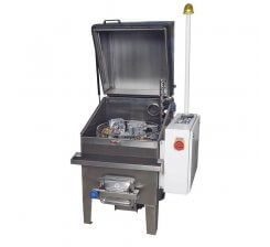 Masina de spalat si degresat piese CI 5/OSK spalare+degresare+clatire+uscare aer cald