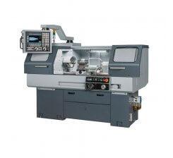 Strung CNC cu batiu plan Ø350 x 1000, tip FSML-1440NC
