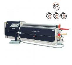Masina hidraulica de roluit tabla cu 4 valturi 4H-PSBH-1000-6