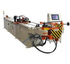 Masina hidraulica de indoit tevi cu dorn 51x3 mm CNC-51R1