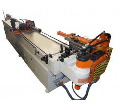 Masina hidraulica de indoit tevi cu dorn 76x4 mm CNC-76R1