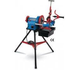 Masina de filetat tevi electrica profesionala 220 - 230 V/50 Hz