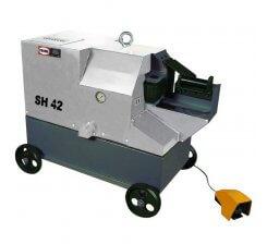 Masini de debitat otel beton cu actionare hidraulica SH26