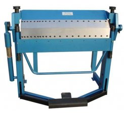 Abkant de indoit tabla pentru ateliere de tinichgerie ROP-1300/1.2