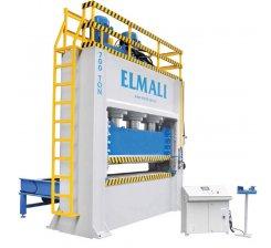 Presa hidraulica de ambutisat tip H EHDP - 300