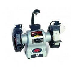Polizor de banc cu sistem de iluminare 150 mm BKL-1500
