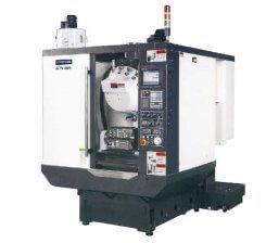 Centru CNC pentru alezat / gaurit / filetat ATV-700