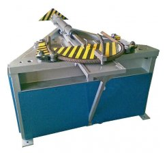Masina de roluit otel beton pentru fundatiile turbinelor eoliene EOL-32