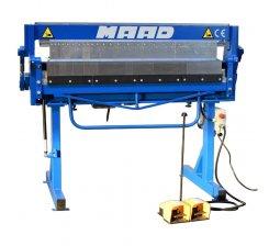 Abkant electric segmentat HSSE-1270/1.2 MAAD