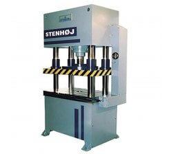 Presa hidraulica pentru testare matrite 60-200 ton