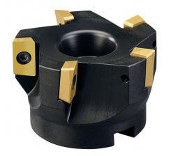 Cap de frezat cu placute schimbabile 40-100 mm F400