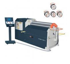 Masina electromecanica de roluit tabla cu 4 valturi 4-PSBH-1000-5