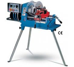 "Masina electrica de filetat tevi  1/4"" - 2"""