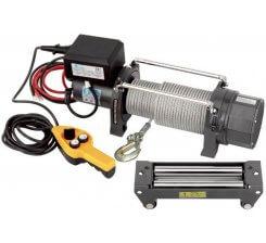 Troliu auto electric 12V 0630/2720