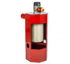 Aspirator cu filtru pentru masini de polisat NEBES AC3F