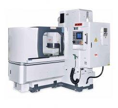 Masina de rectificat plan cu ax vertical si masa rotativa SVR-600