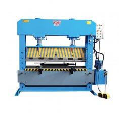 Presa hidraulica pentru atelier mecanice HPB 100 - 300 TON