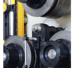 Dispozitiv hidraulic pentru roluire profile NPU/NPI PMB-470 Light/PMB-470