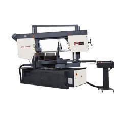 Fierastrau semiautomat cu banda pentru metale 440 mm MPDS-640RHDL