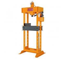 Presa hidraulica manuala pentru ateliere mecanice HD 20M