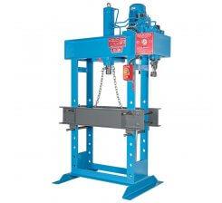 Presa hidraulica motorizata pentru ateliere mecanice HD 30 E