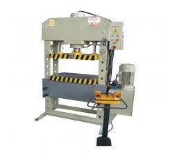 Presa hidraulica pentru atelier mecanice HDT / 100