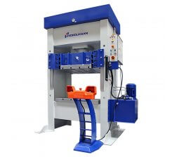 Prese hidraulice universale 1500 x 600 mm HDT 250