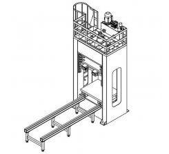 Presa hidraulica pentru reparatii si testare matrite tip EHP-100