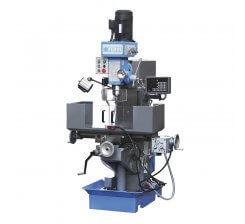 Masina de frezat metale universala cu afisaj de cote 32-100 mm/50 mm F050U