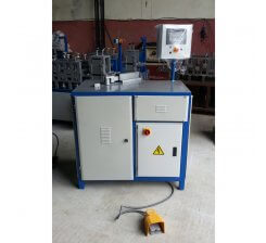 Masina automata de ondulat fier forjat BEND03