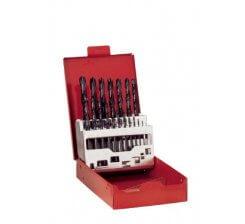 Set burghie cu coada cilindrica DIN 338 N - HSS 118° P045