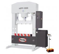 Presa hidraulica universala HPP-1000L