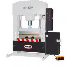 Presa hidraulica universala HPT-1000